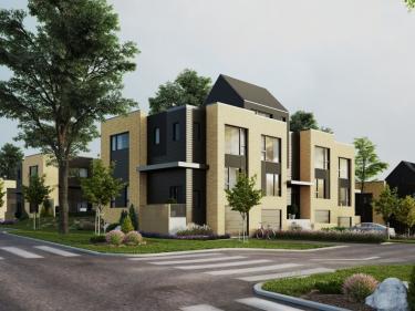 Urbanova - MDV3 par Dupin + Després - Maisons neuves à Terrebonne