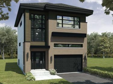 Les Jardins du Coteau - Cottages par Constructions Lapointe & Guilbault Inc. - Maisons neuves dans Lanaudière: 300001$ - 350000$