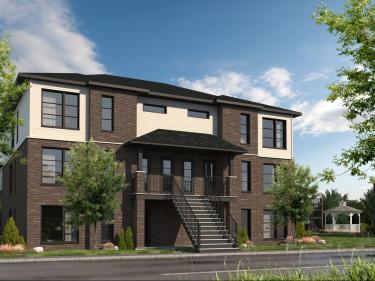 Innovation Condominium - Condos neufs sur la Rive-Sud