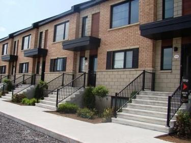 Le Papineau - New houses in Boisbriand