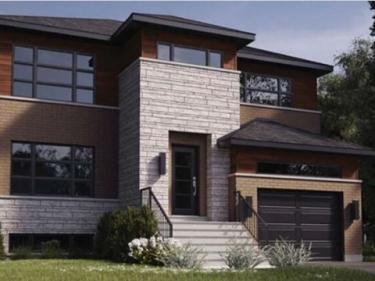 Les Jardins du Coteau - Maisons par Voyer & Tremblay - Maisons neuves sur la Rive-Nord: 1 chambre