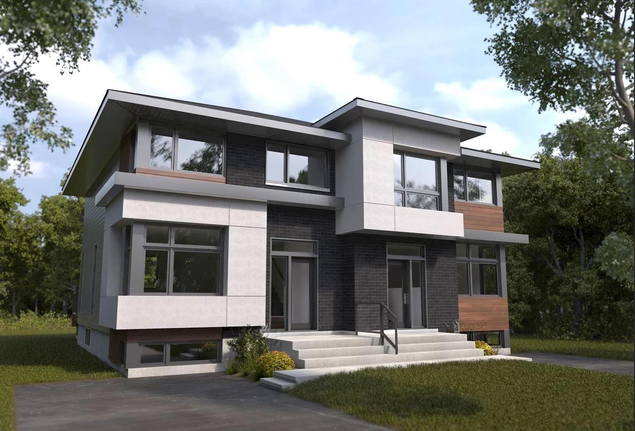 la seigneurie de mirabel phase 1 semi detached homes houses in
