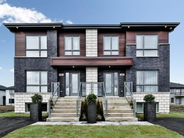 Quartier Tendance - Houses - New houses in Quebec