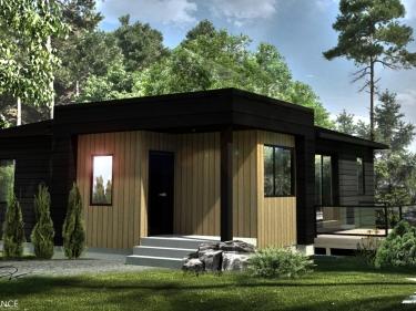 Espace Pur - Maisons neuves à Sainte-Brigitte-de-Laval