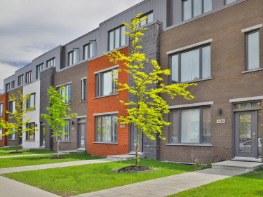 Vivenda + Prével Alliance - Townhouses - New houses in LaSalle with model units