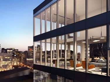 Laurent & Clark - New condos in Old Montreal with elevator with pool: $200 001 - $250 000