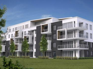 Espace Nature - New condos in Sorel-Tracy near the metro near a train station