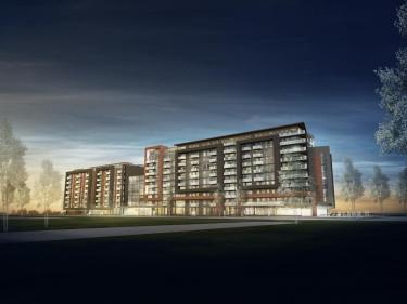 Le Montcalm Condos Services - Condos neufs à Brossard: 250001$ - 300000$