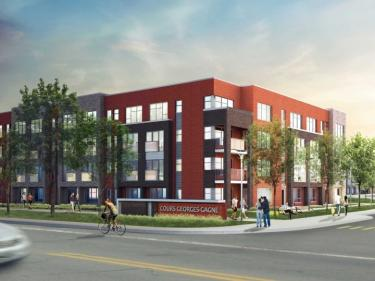 Cours Georges-Gagné - New condos in Saint-Constant near the metro