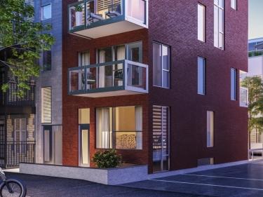Généreux Plateau - Condos neufs à Montréal