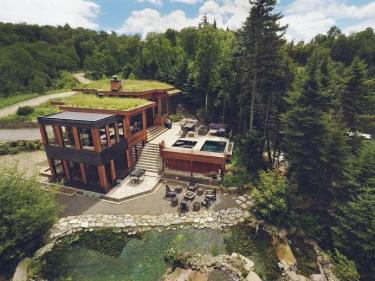 Côté Boréal - Maisons neuves à Sainte-Marguerite-du-Lac-Masson