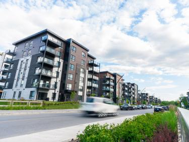 Condos DMI La Prairie - Condos neufs au Québec: 2 chambres, 150001$ - 200000$
