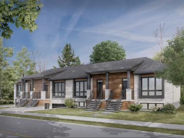 Plateau Natura Mont-Tremblant  - Townhouses - New houses in Quebec: $150 001 - $200 000