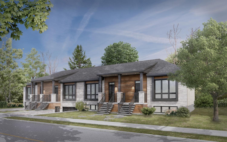 Construction maison neuve laurentides for Construction neuve