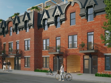 St-Charles Condos Signature - New homes in Quebec