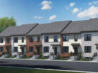 Quartier des Vignobles - New houses in Hemmingford in delivery