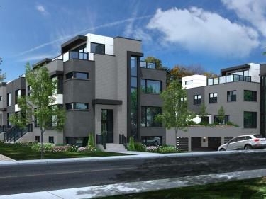 PurUrbain Candiac - phase 1 - New homes in Monteregie