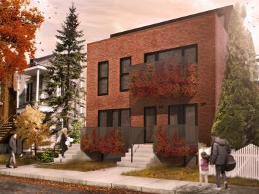 Le Woodland - Condos neufs au Québec