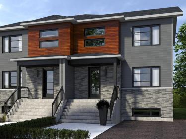 La Vallée des Outardes - maisons jumelées - Projets immobiliers en Montérégie