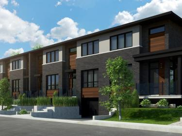 Projet Blainville - Maisons neuves sur la Rive-Nord avec garage