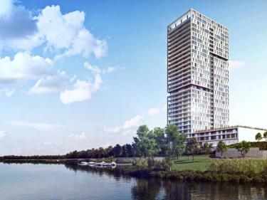 Sélection Panorama - condos-services - Condos neufs à Laval-des-Rapides: 350001$ - 400000$