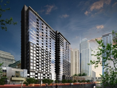 Drummond II - Projets immobiliers au Centre-Ville