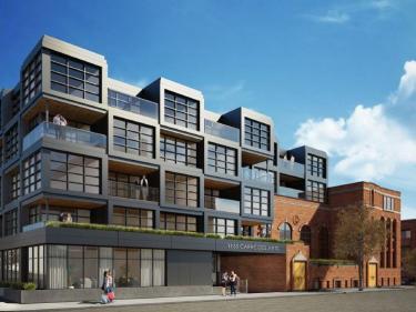 Carré des Arts - Condos neufs au Centre-Ville avec unités modèles: 200001$ - 250000$