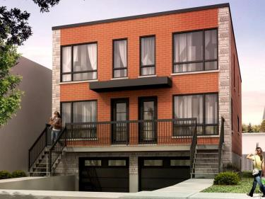 Le Hamelin - New houses in Montreal