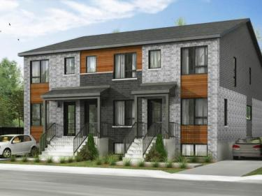 Le Laurier - Maisons neuves sur la Rive-Sud: 150001$ - 200000$