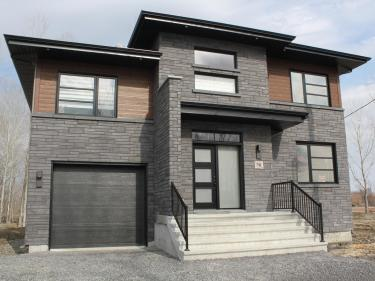 Cité des Papillons - New houses in Vaudreuil-sur-le-Lac in delivery