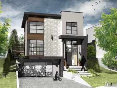 Le Carré Saint-Louis - New houses in Québec