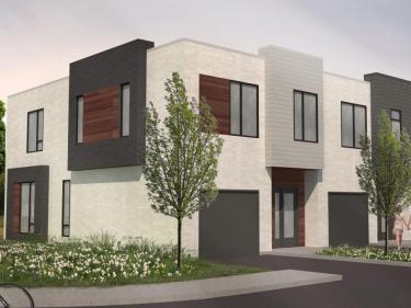 Les habitats urbains - Groupe Mathieu - Maisons neuves en livraison sur la Rive-Nord