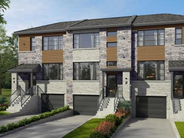O'Zen - Maisons neuves à Brossard