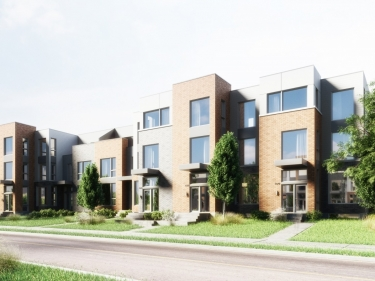 Les Cimes Chambery - New houses in Quebec