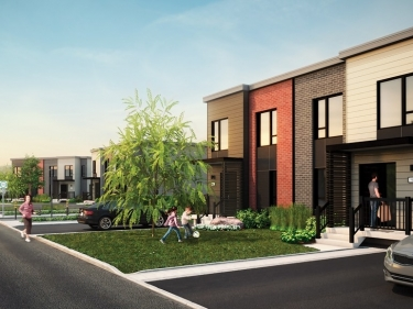Pointe des Châtels - New houses in Quebec city region
