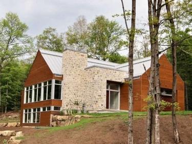 Sommet la Marquise - Maisons neuves à Saint-Sauveur