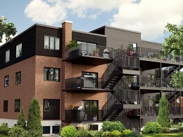 Le Providence - Projets immobiliers à Montréal-Est