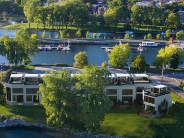 3-33 DuCanal - Maisons neuves à Montréal: 3 chambres