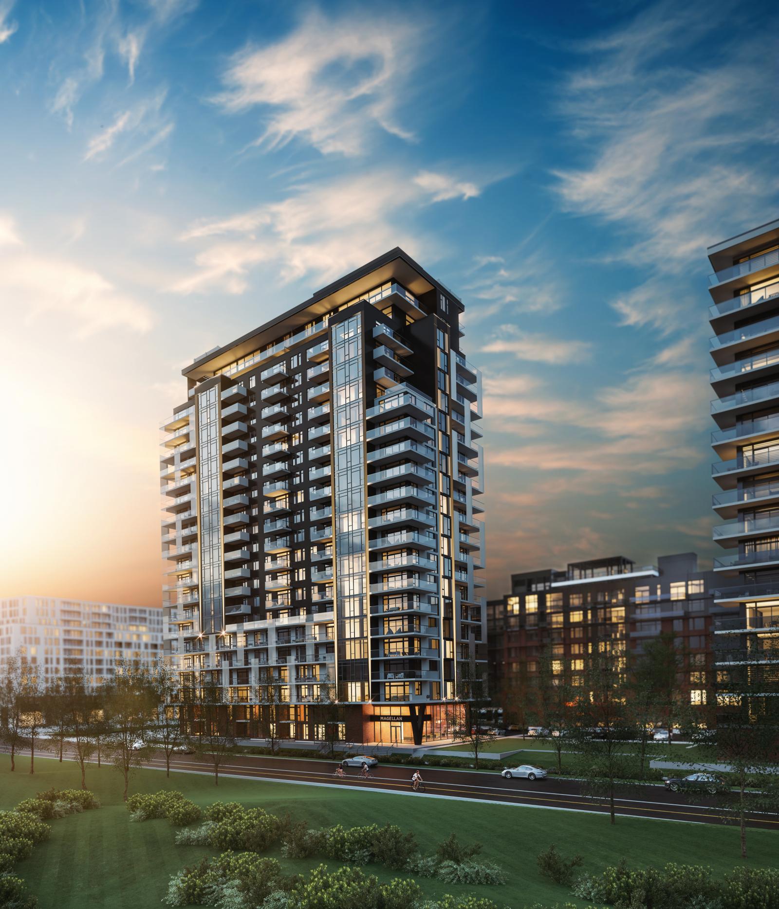 Condo Rentals In: Magellan Condos Phase 3