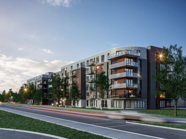 Kubik Pointe-Claire Phase 2 - New condos in Montreal with model units: $150 001 - $200 000
