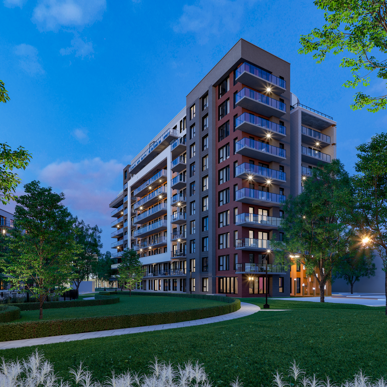 Kubik Pointe Claire Phase 3 Condos In Pointe Claire