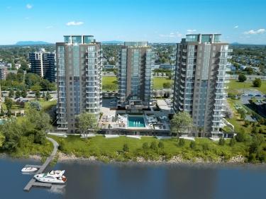 LUM Pur Fleuve - Condo for rent in Quebec