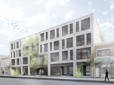 Le Hub - Condos neufs dans Villeray
