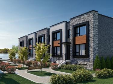 Quartier 22 - Maisons neuves à Pierrefonds