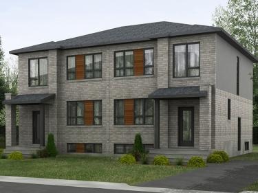 Le Chatham - Maisons neuves sur la Rive-Sud: 300001$ - 350000$