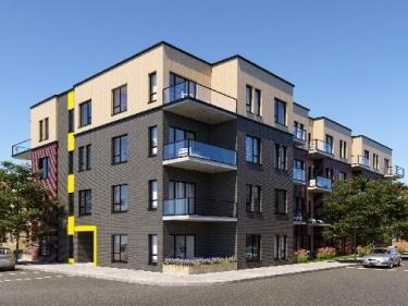 3IX15 de Rouen - Projets immobiliers dans HOMA