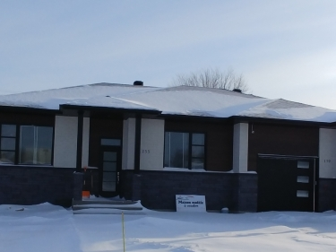 Habitations Pointe-Du-Lac - New houses in the Mauricie region