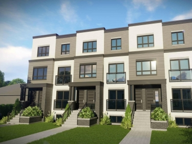 1 Galais - Condos neufs à Laval-des-Rapides en construction: 3 chambres