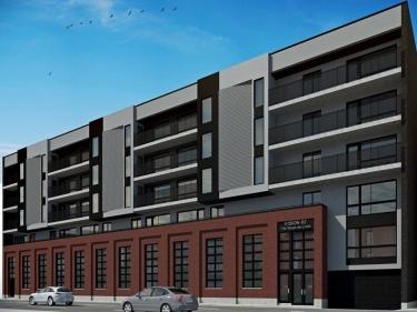 Vision 62 - Projets immobiliers dans Saint-Henri