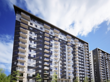 SkyBlü Condos - New condos in Laval-sur-le-Lac near the metro: $200 001 - $250 000